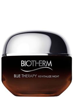 Biotherm Blue Therapy amber algae night