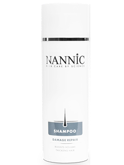 nannic damage shampoo