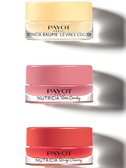 Payot Nutricia lip trio